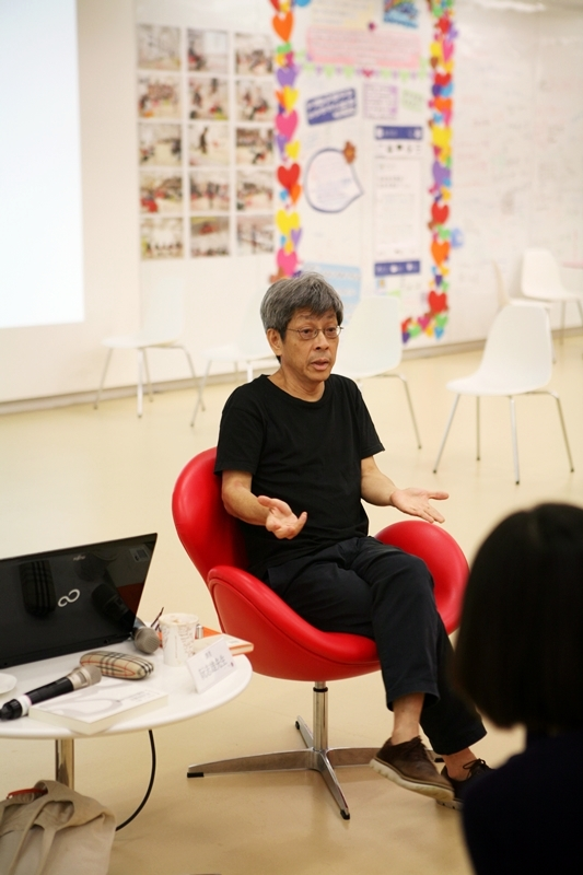 Dialogues in the Arts: Imagination, Where From? 藝文縱談: 想像何來?