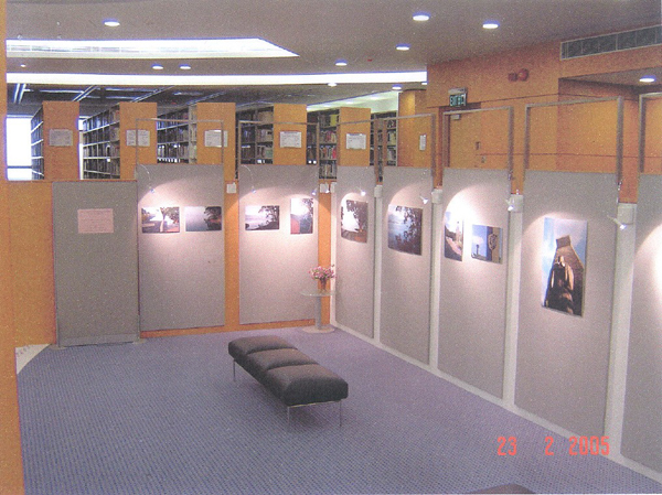 The CU Culture Trail Photography Exhibition 中大文化徑攝影展