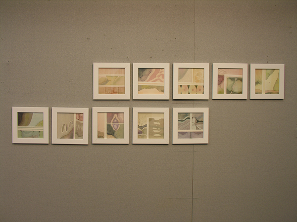 Beside - Lai Kwan Ting & Leung Yee Ming Joint Exhibition 旁邊、相比、相關、除此之外 - 賴筠婷、梁綺明聯展