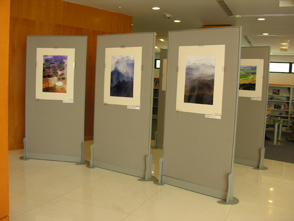 30,000 Feet from Above - Aerial Photoraphy Exhibition by Cheung Chan-fai 機眩三萬呎 - 張燦輝攝影展