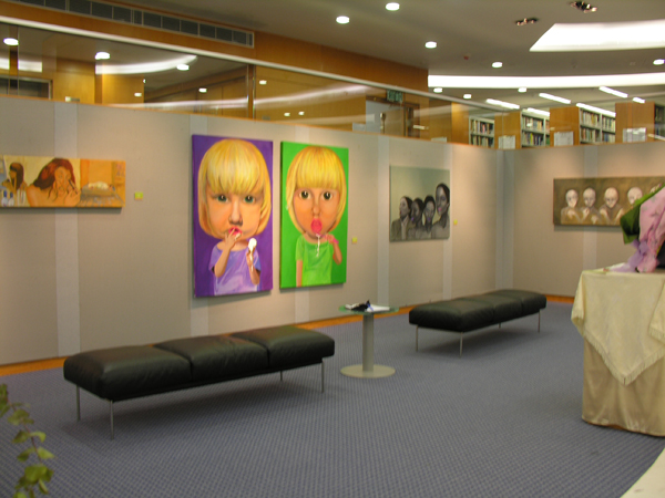 葉麗珊個人作品展 Solo Exhibition of Eva Ip