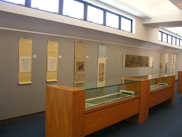Exhibition of Ch'ien Mu Library Collection - Art Reproduction 錢穆圖書館藏品展 - 藝術複製品