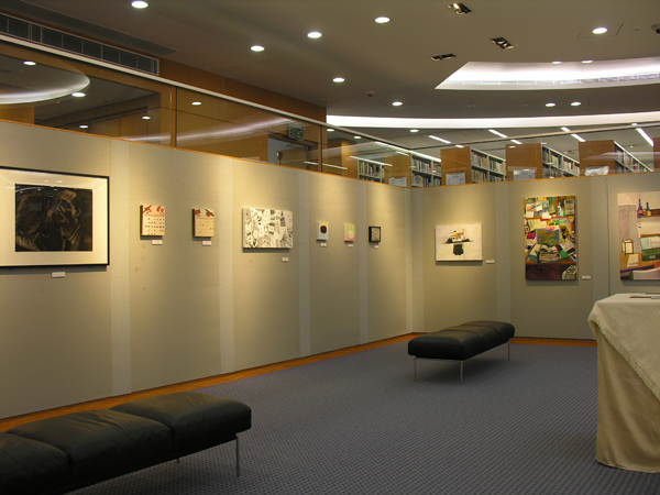 """12-50"": Joint Exhibition of Aggie Au Yeung, Leung King Nam Sirine, Wong Sze Wai"