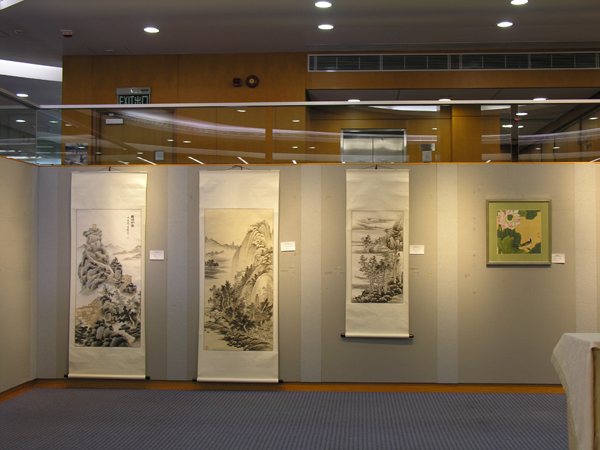 Ink Fantasy: Joint Exhibition of Cheuk Ka Wai & Wong Cho Kiu 墨.想 - 卓家慧.黃楚翹聯展