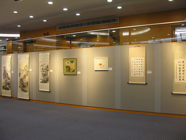 墨.想 - 卓家慧.黃楚翹聯展 Ink Fantasy: Joint Exhibition of Cheuk Ka Wai & Wong Cho Kiu
