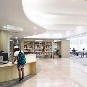 G/F & 1/F Chung Chi College Library [Completed]