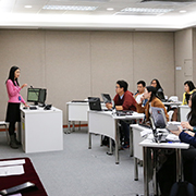 Postgraduate, Researcher and Faculty Workshops 研究生及教研人員講座