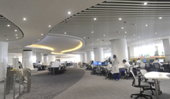 The image of the Li Ping Medical Library