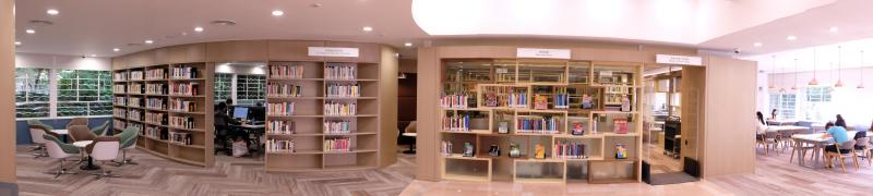 Chung Chi Library G/F