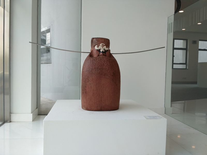 Sculpture Exhibition Series at New Asia College Ch'ien Mu Library: Part III 新亞書院錢穆圖書館雕塑展覽系列之三