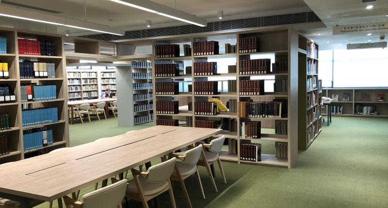 Study and Collection Spaces