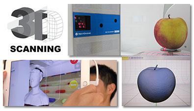 3D Scanning Service @ Learning Garden