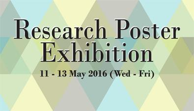 Research Poster Exhibition
