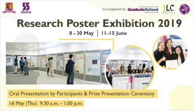 Research Poster Exhibition 2019