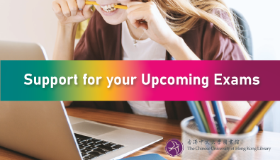 Support for Your Upcoming Exams