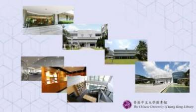 Libraries will open to CUHK students and staff only starting from 5 Dec 2020